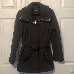 Apt 9 Lined Rain Coat